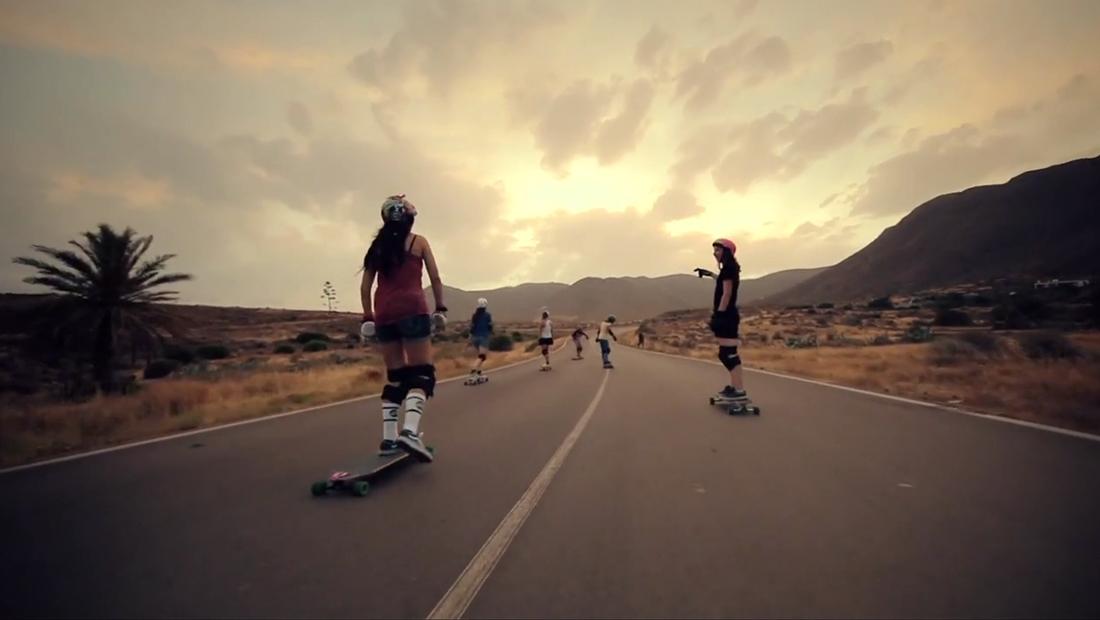 Endless Roads 1 - Yellow Horizons