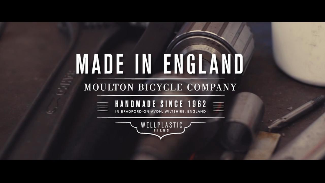 MOULTON BICYCLE COMPANY - MADE IN ENGLAND